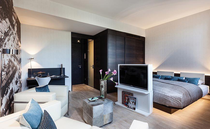 Deluxe-Apartment-im-Aparthotel-in-München